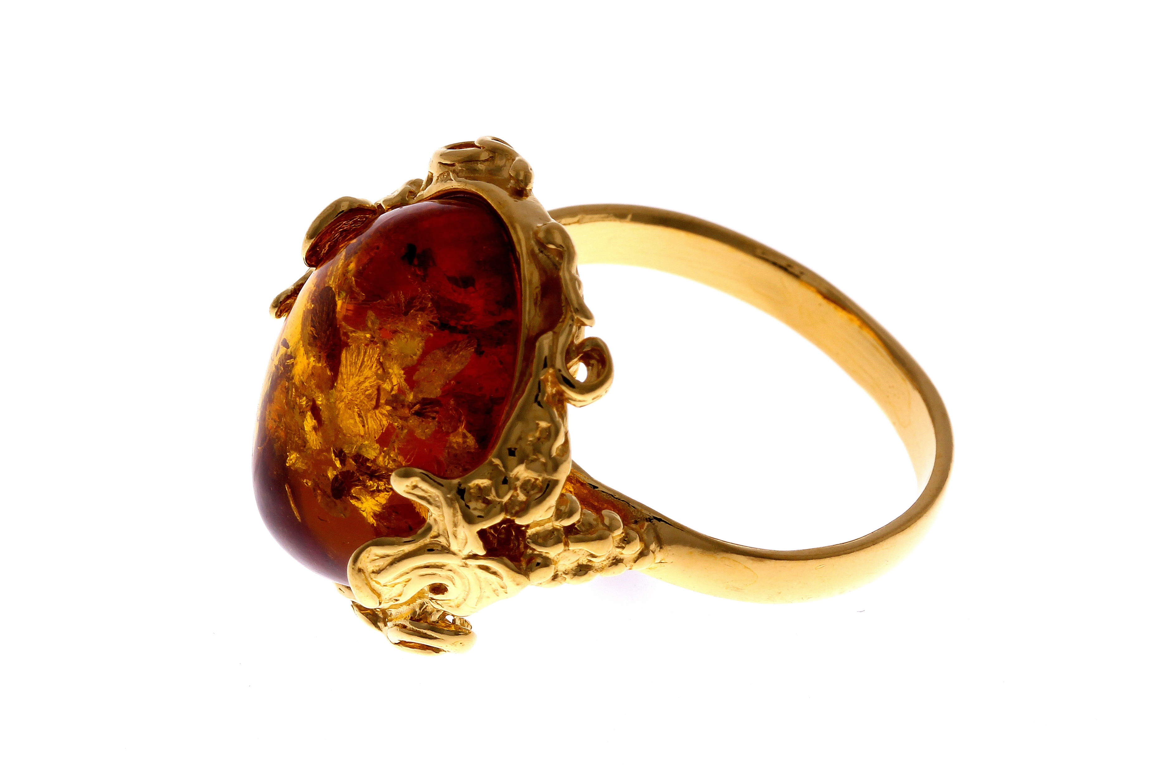 Designer Gold Amber Jewellery Wholesale Gold Jewellery